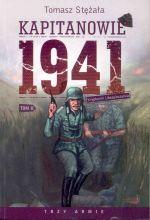 Okładka książki: Kapitanowie 1941. T. 2, Kryptonim Ubezpieczalnia