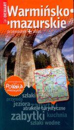 Okładka książki: Warmińsko-mazurskie