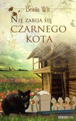 Okładka książki: Nie zabija się czarnego kota