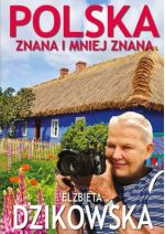 Okładka książki: Polska znana i mniej znana