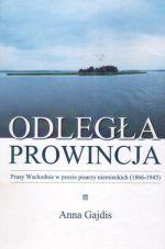 Okładka książki: Odległa prowincja