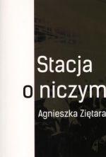 Okładka książki: Stacja o niczym