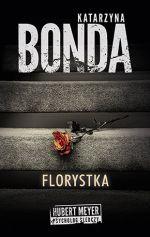 Okładka książki: Florystka