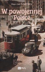 Okładka książki: W powojennej Polsce