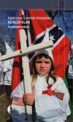Okładka książki: Ku Klux Klan