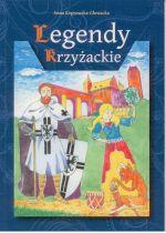 Okładka książki: Legendy krzyżackie