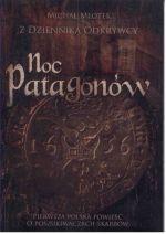 Okładka książki: Noc patagonów