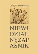 Okładka książki: Niewidzialny zapaśnik