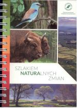Okładka książki: Szlakiem naturalnych zmian