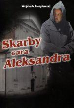 Okładka książki: Skarby cara Aleksandra