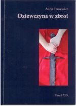 Okładka książki: Dziewczyna w zbroi