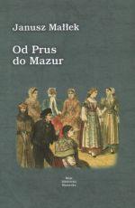 Okładka książki: Od Prus do Mazur