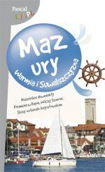 Okładka książki: Mazury, Warmia i Suwalszczyzna. - Bielsko-Biała