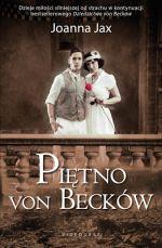Okładka książki: Piętno von Becków