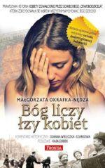 Okładka książki: Bóg liczy łzy kobiet