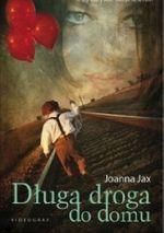 Okładka książki: Długa droga do domu