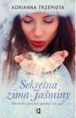 Okładka książki: Sekretna zima Jaśminy