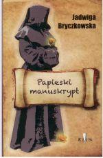 Okładka książki: Papieski manuskrypt