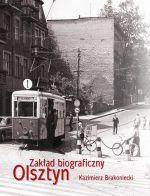 Okładka książki: Zakład biograficzny Olsztyn