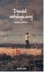 Okładka książki: Dowód ontologiczny