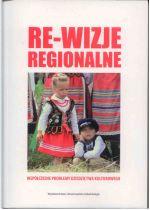 Okładka książki: Re-wizje regionalne