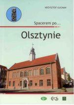 Okładka książki: Spacerem po... Olsztynie