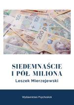 Okładka książki: Siedemnaście i pół miliona