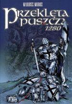 Okładka książki: Przeklęta puszcza 1280