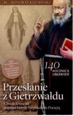 Okładka książki: Przesłanie z Gietrzwałdu