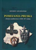 Okładka książki: Pomezania pruska