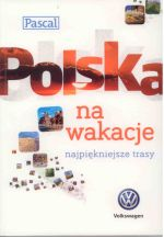 Okładka książki: Polska na wakacje