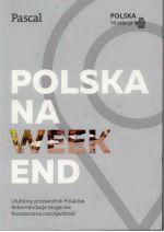 Okładka książki: Polska na weekend