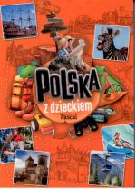 Okładka książki: Polska z dzieckiem