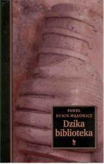 Okładka książki: Dzika biblioteka