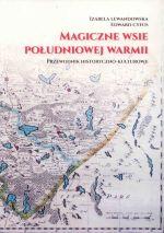 Okładka książki: Magiczne wsie południowej Warmii
