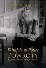 Okładka książki: Witajcie w Polsce