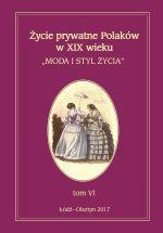 Okładka książki: Moda i styl życia