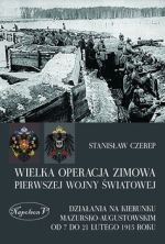 Okładka książki: Wielka operacja zimowa pierwszej wojny światowej