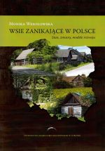 Okładka książki: Wsie znikające w Polsce