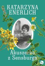 Okładka książki: Akuszerka z Sensburga