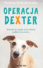 Okładka książki: Operacja Dexter