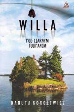 Okładka książki: Willa Pod Czarnym Tulipanem