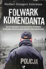 Okładka książki: Folwark komendanta