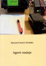 Okładka książki: Agent nadaje