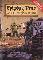 Okładka książki: Epizody z Prus czyli historie okołowojenne