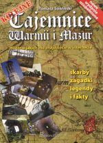 Okładka książki: Kolejne tajemnice Warmii i Mazur