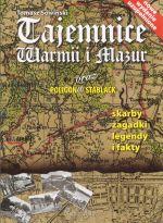 Okładka książki: Tajemnice Warmii i Mazur oraz poligonu Stablack