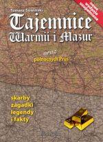 Okładka książki: Tajemnice Warmii i Mazur oraz północnych Prus
