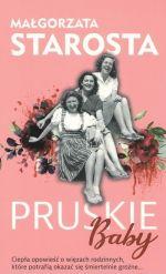 Okładka książki: Pruskie Baby