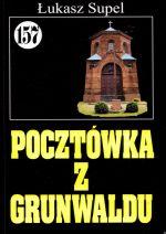Okładka książki: Pocztówka z Grunwaldu